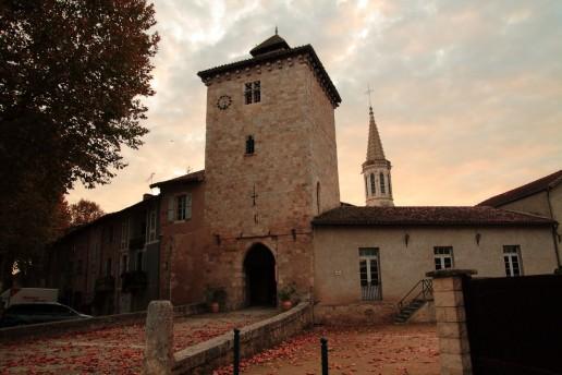 village-fortifie